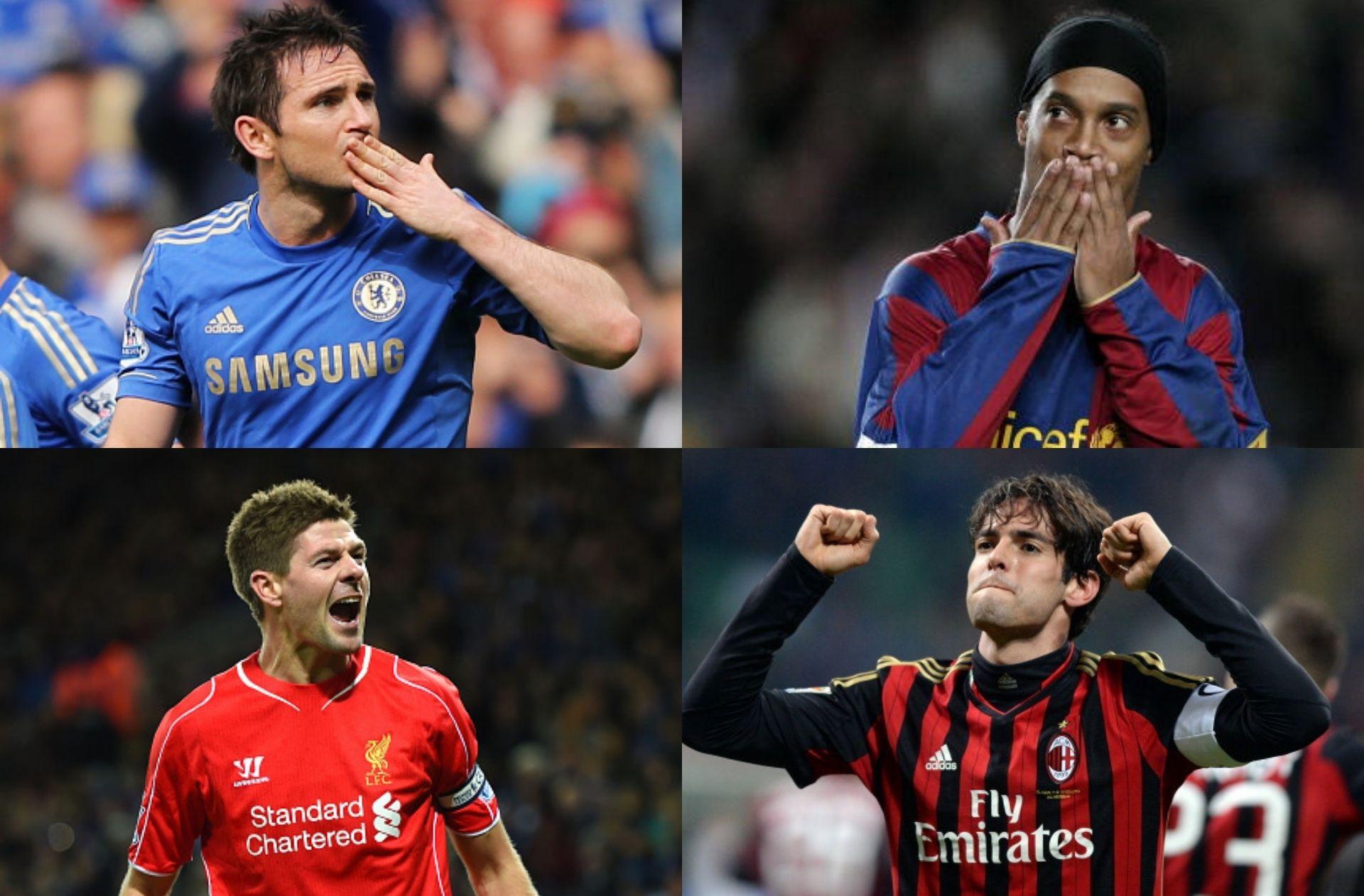Highest-scoring midfielders of the 21st century