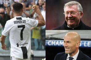 Cristiano Ronaldo, managers