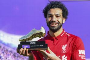 Premier League, Golden Boot