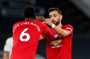 Bruno Fernandes & Paul Pogba - Manchester United