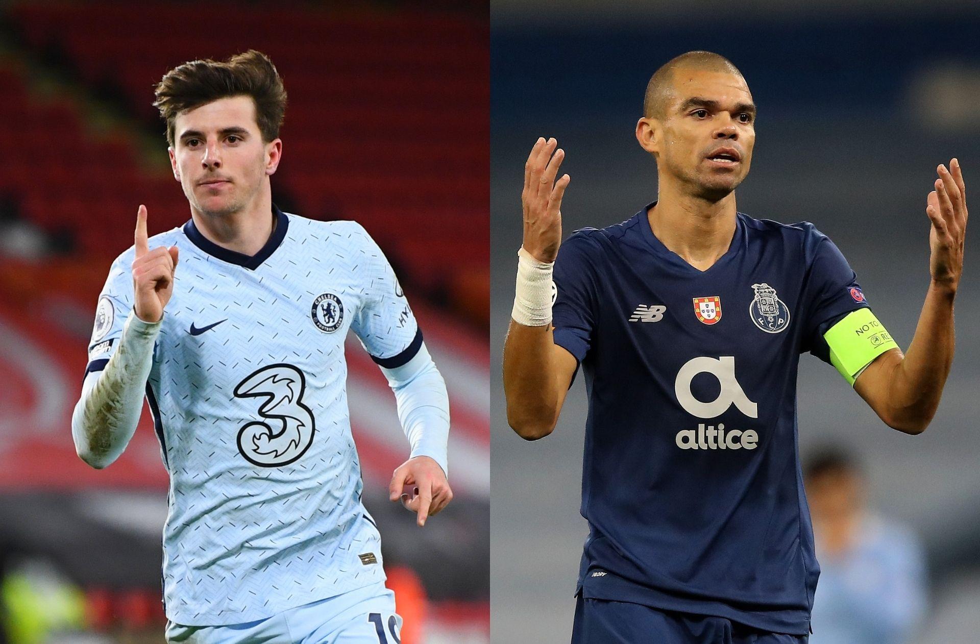 Chelsea vs Porto - Champions League