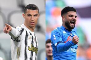 Juventus vs Napoli - Serie A