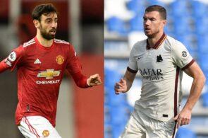 Manchester United vs Roma - Europa League