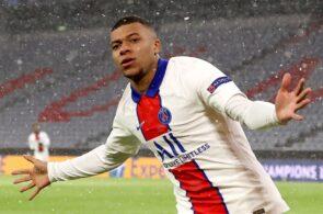 Kylian Mbappe - PSG