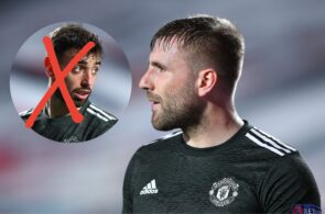Bruno Fernandes & Luke Shaw - Manchester United