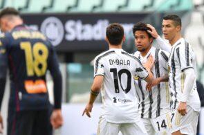 Juventus Genoa - Serie A