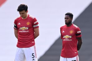 Fred & Harry Maguire - Man United