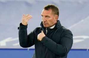 Brendan Rodgers - Leicester City