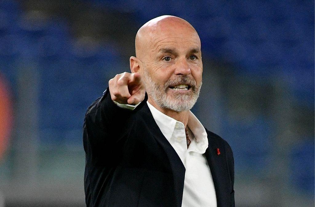 Stefano Piloi - AC Milan