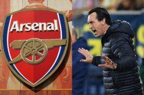 Arsenal, Unai Emery