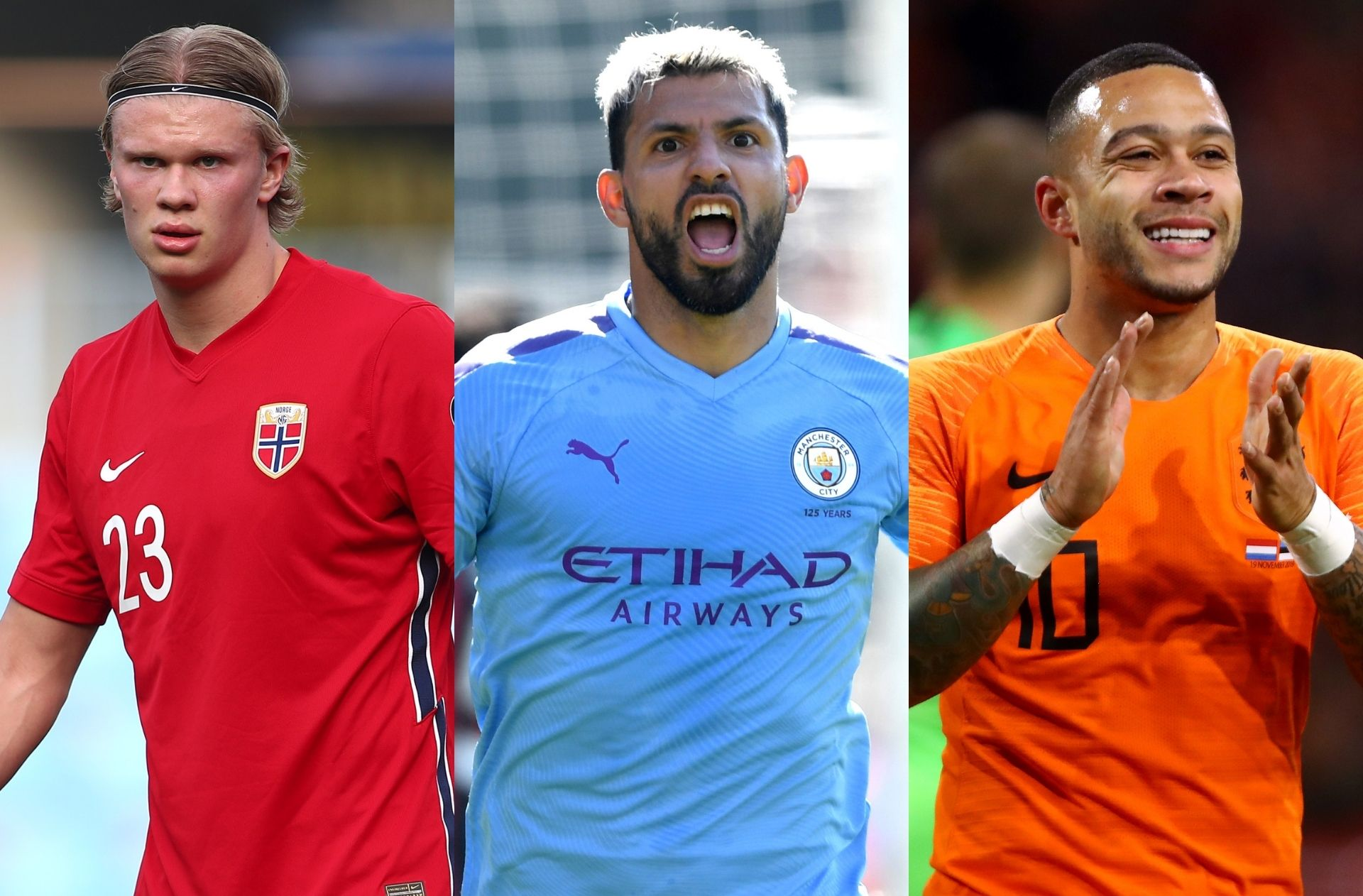 Friday's transfer rumors - The favorites to sign Aguero revealed