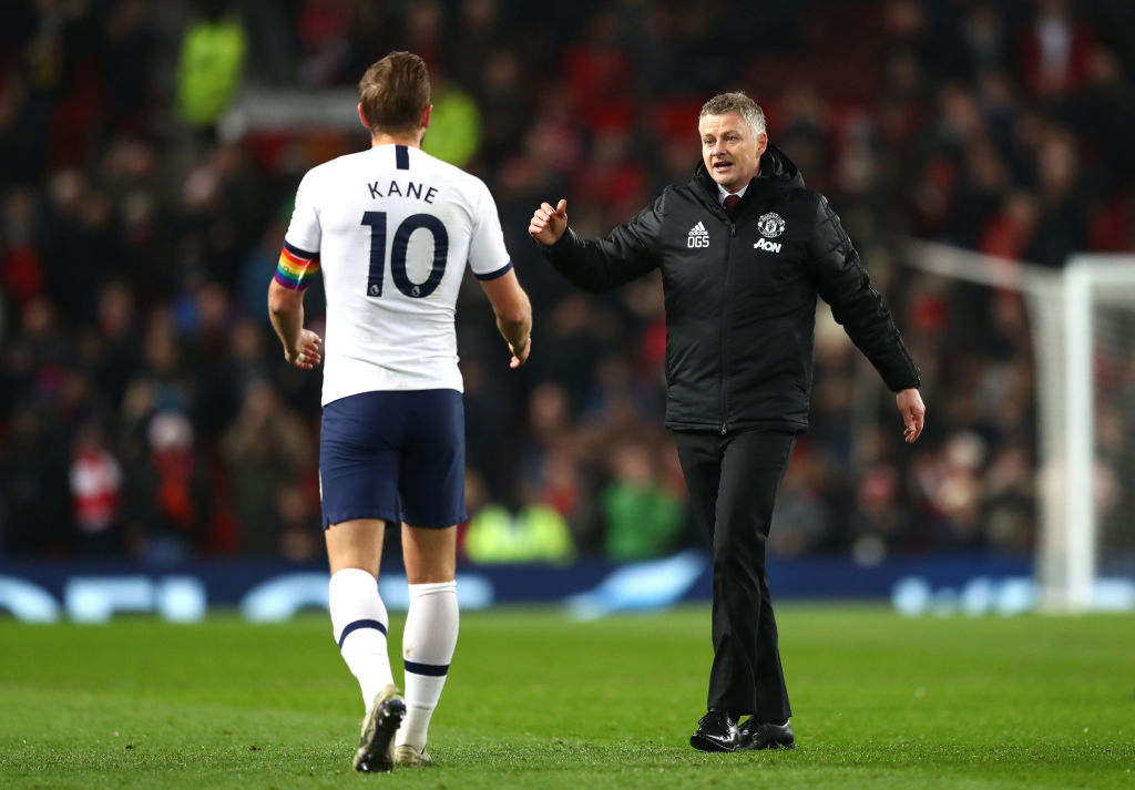 Harry Kane, Manchester United