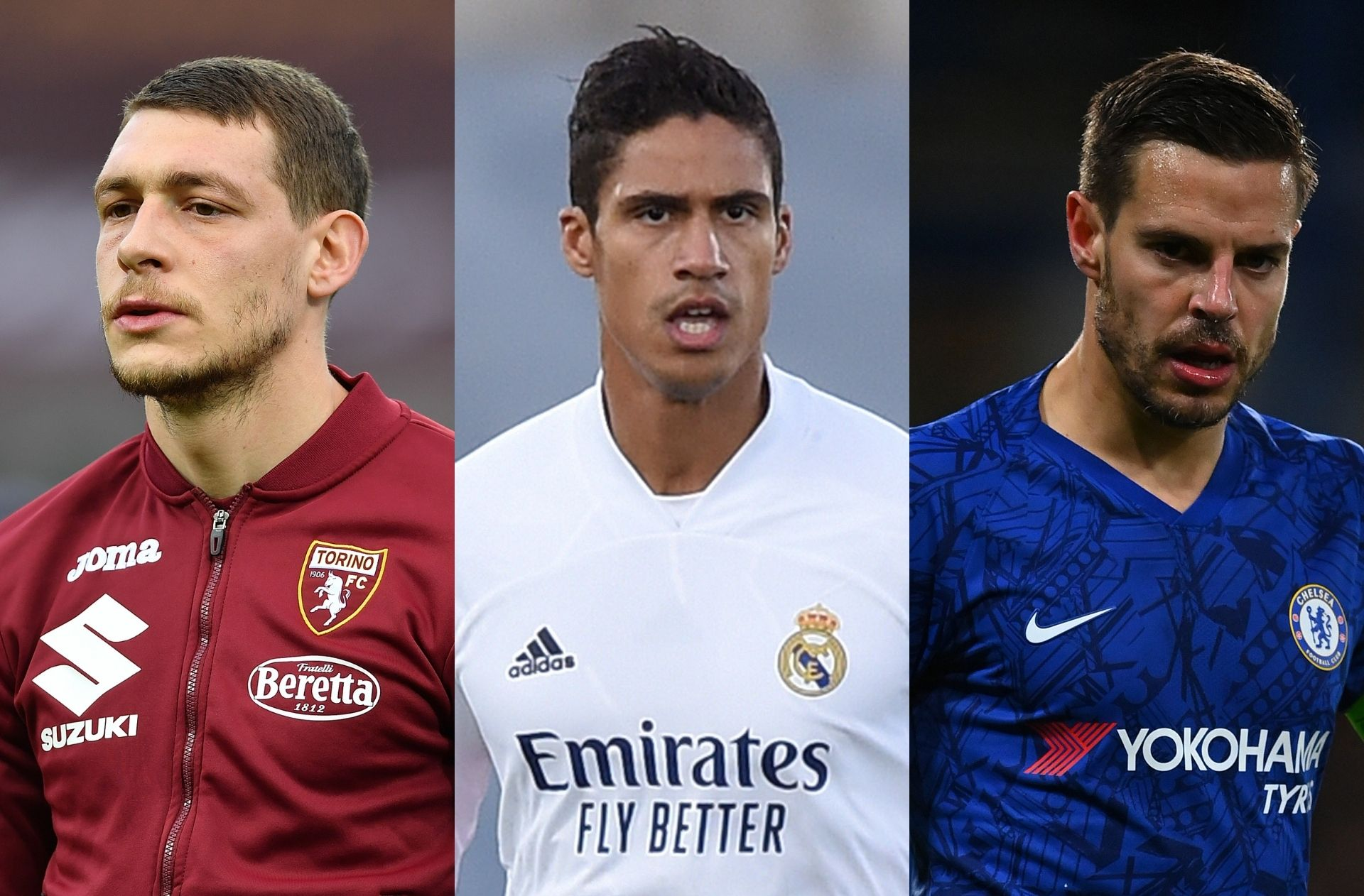 Monday's transfer rumors - Chelsea lead 3-way battle for Varane