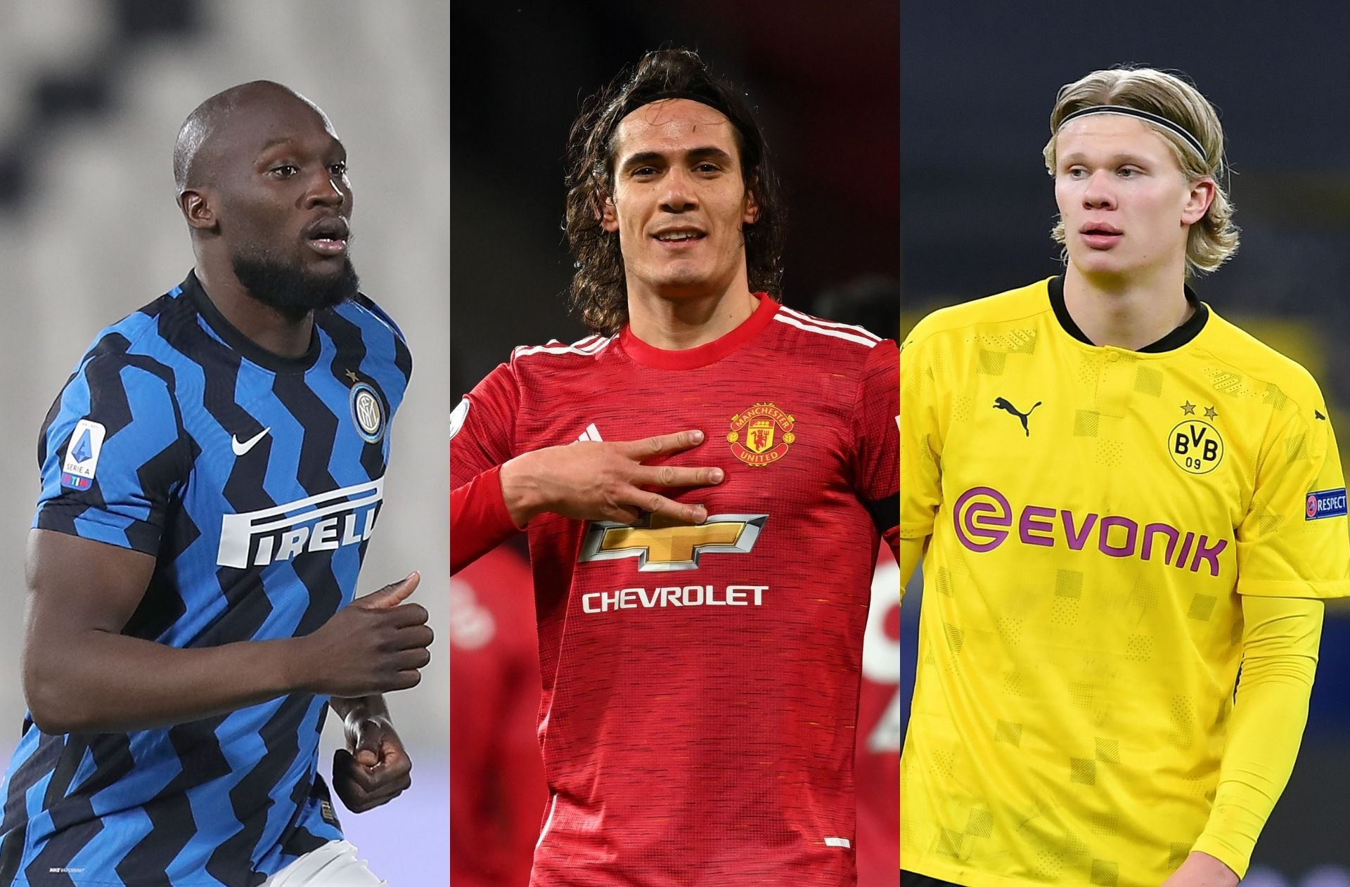 Sunday's transfer rumors - Man United shortlist Cavani replacement