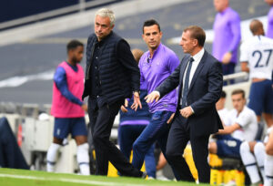 Rodgers, Mourinho