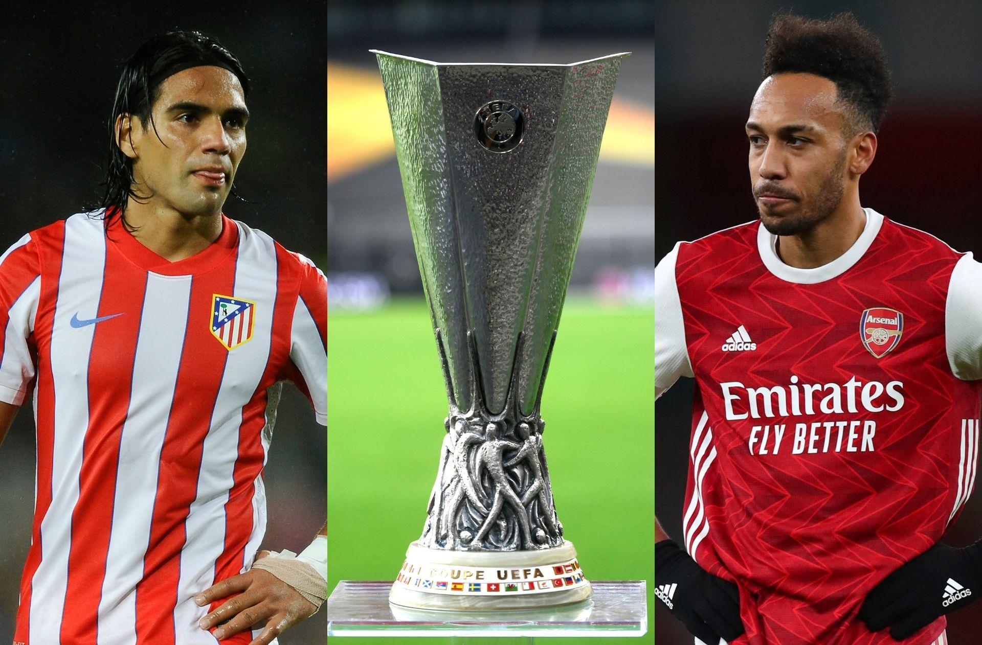 Europa League scorers