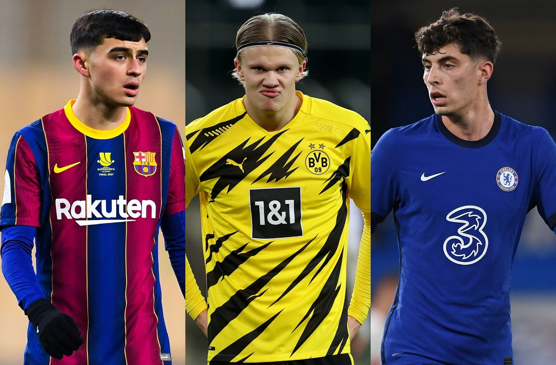 The 30 most valuable young players in world football