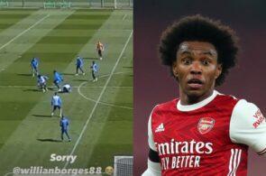 Willian, Arsenal