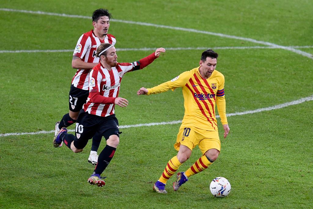 Athletic Club vs FC Barcelona - Team News & Predicted XIs