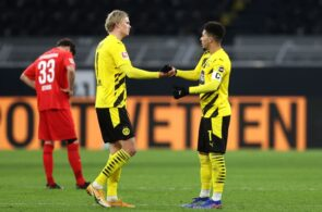 Erling Haaland, Jadon Sancho, Borussia Dortmund