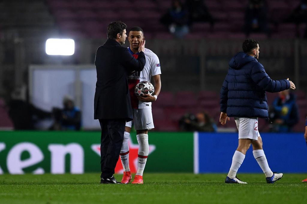 Kylian Mbappe, Mauricio Pochettino, PSG