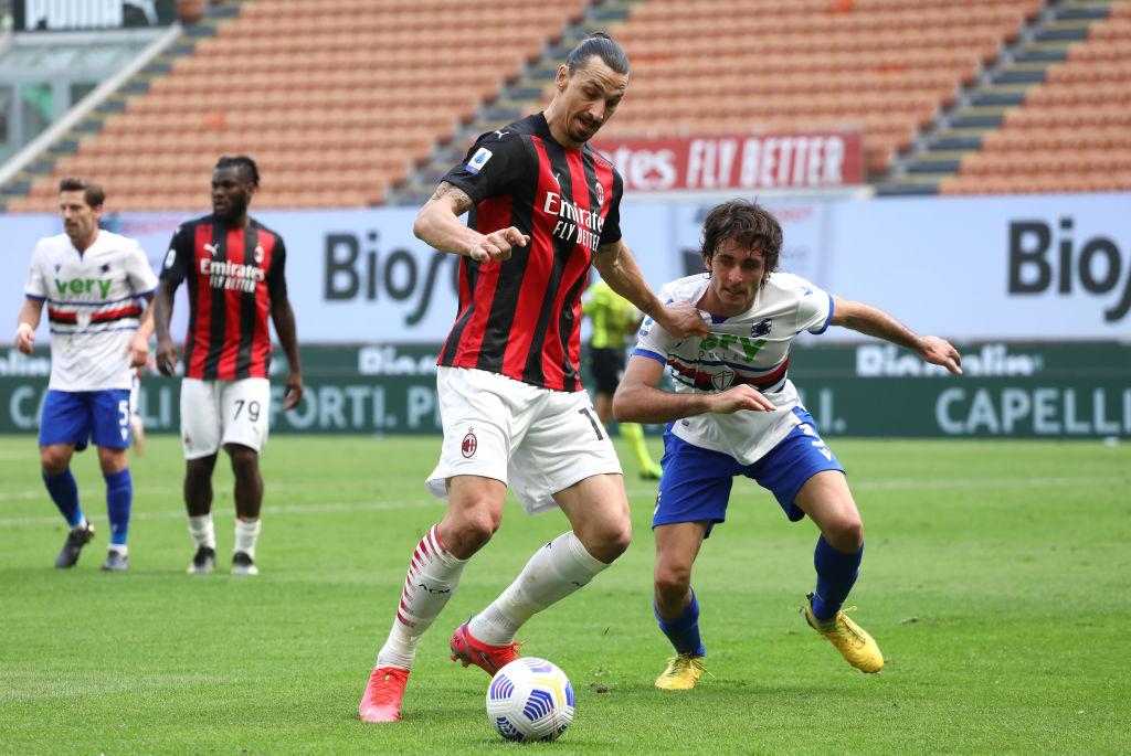 AC Milan, Sampdoria