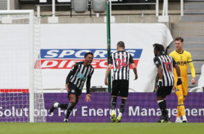 Willock, Newcastle, Kane
