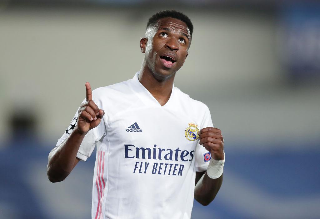 Vinicius Junior - Real Madrid