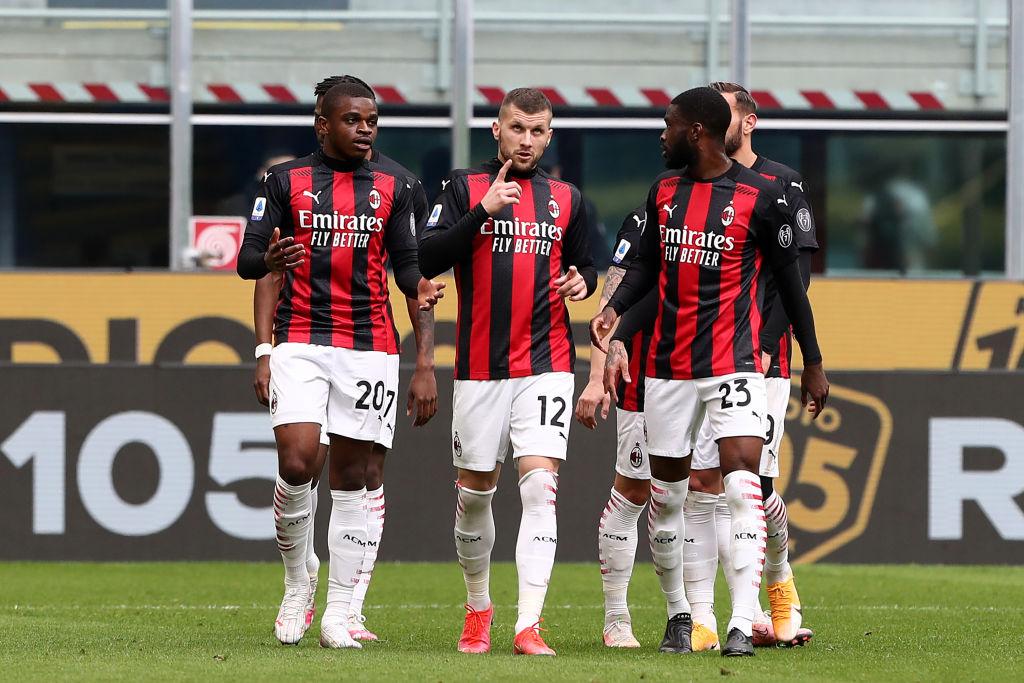AC Milan vs Genoa - Serie A Player Ratings
