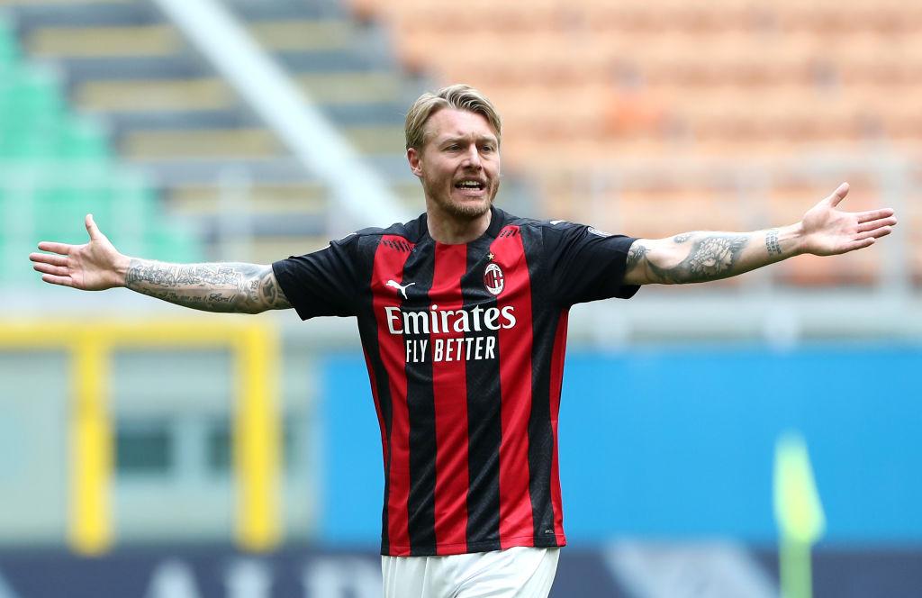 Simon Kjaer - AC Milan
