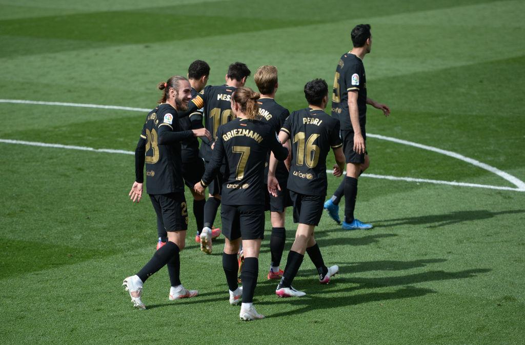 Villarreal vs FC Barcelona - La Liga