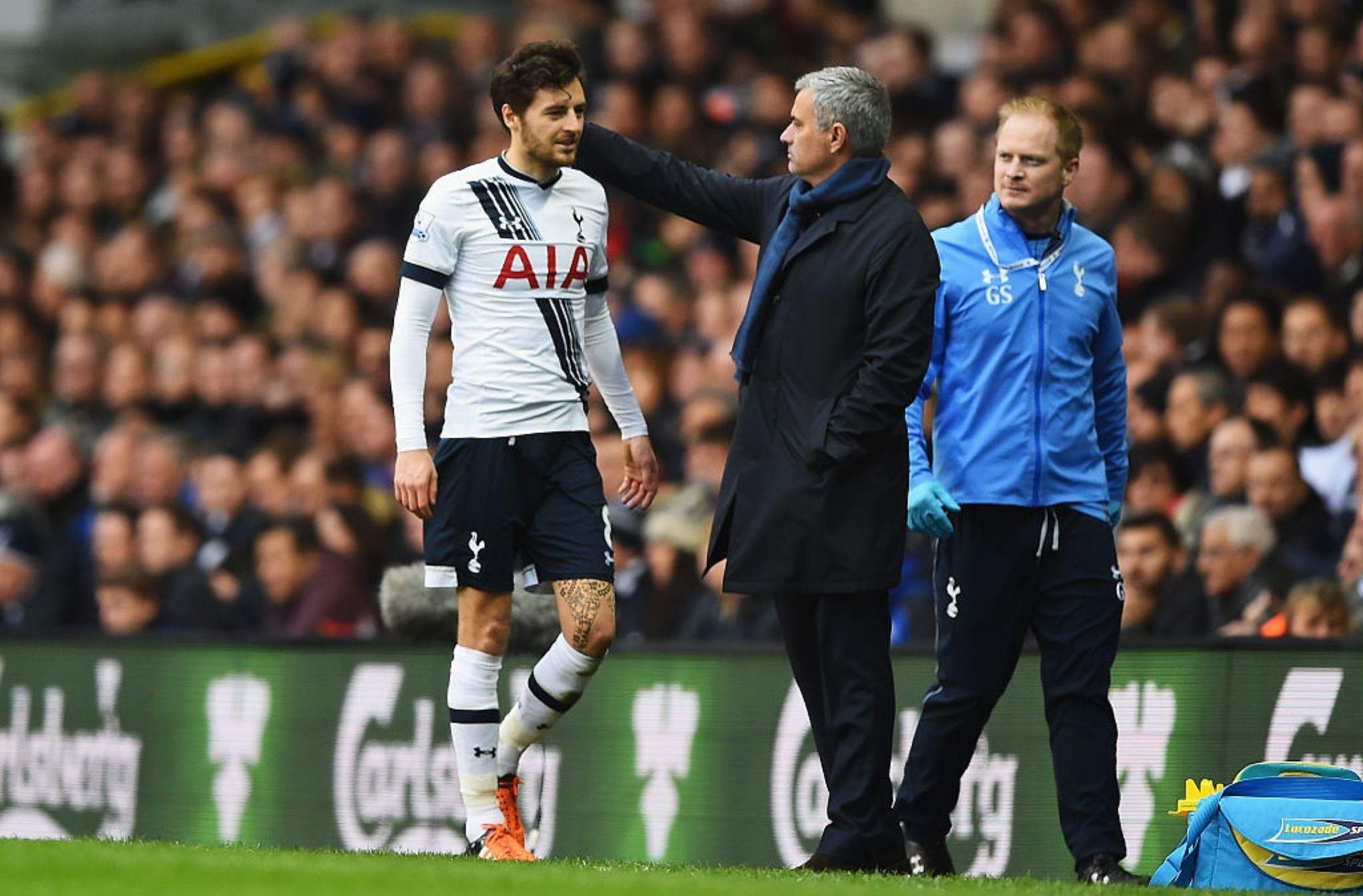 Jose Mourinho, Tottenham