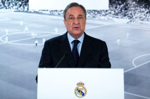 Florentino Perez, Real Madrid