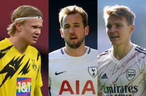 Saturday's transfer rumors - Tottenham set an asking price for Harry Kane