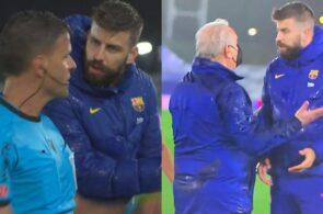 Gerard Pique. FC Barcelona