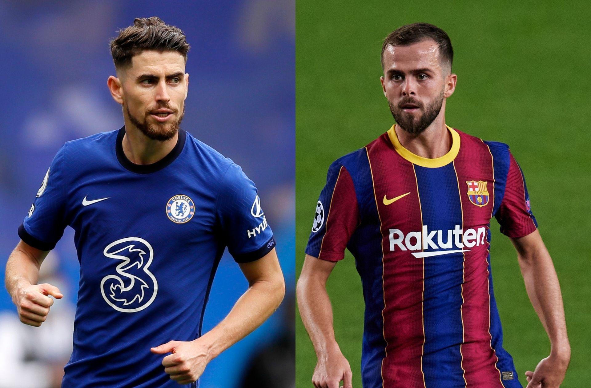 Jorginho - Chelsea, Pjanic - Barcelona