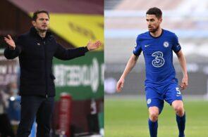 Lampard, Jorginho - Chelsea