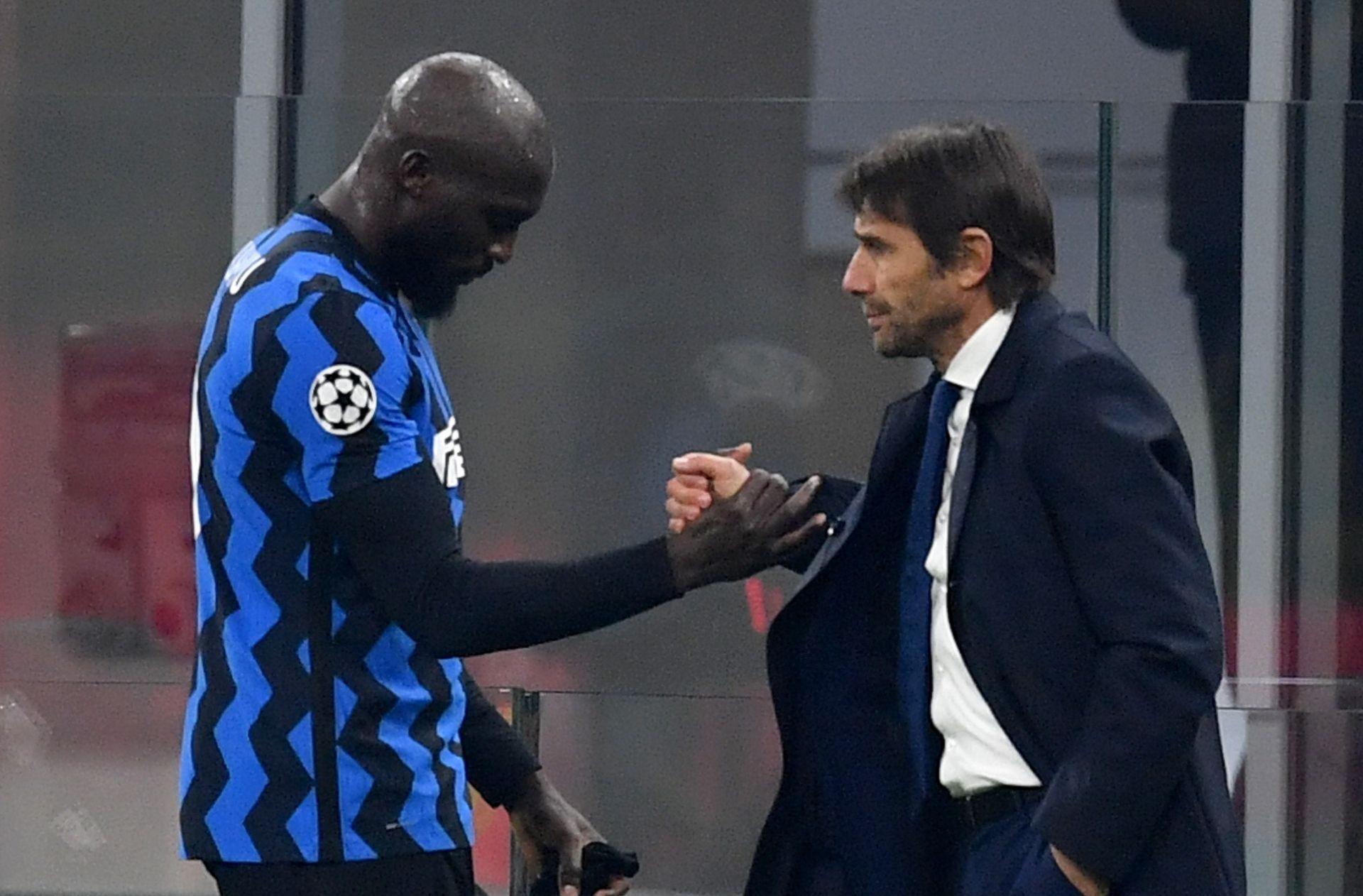 Romelu Lukaku & Antonio Conte - Inter Milan