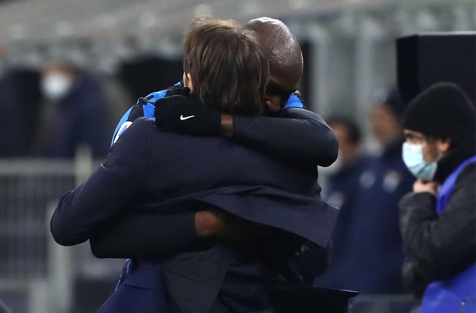 Conte & Lukaku - Inter Milan