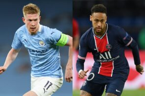 Man City vs PSG - Champions League