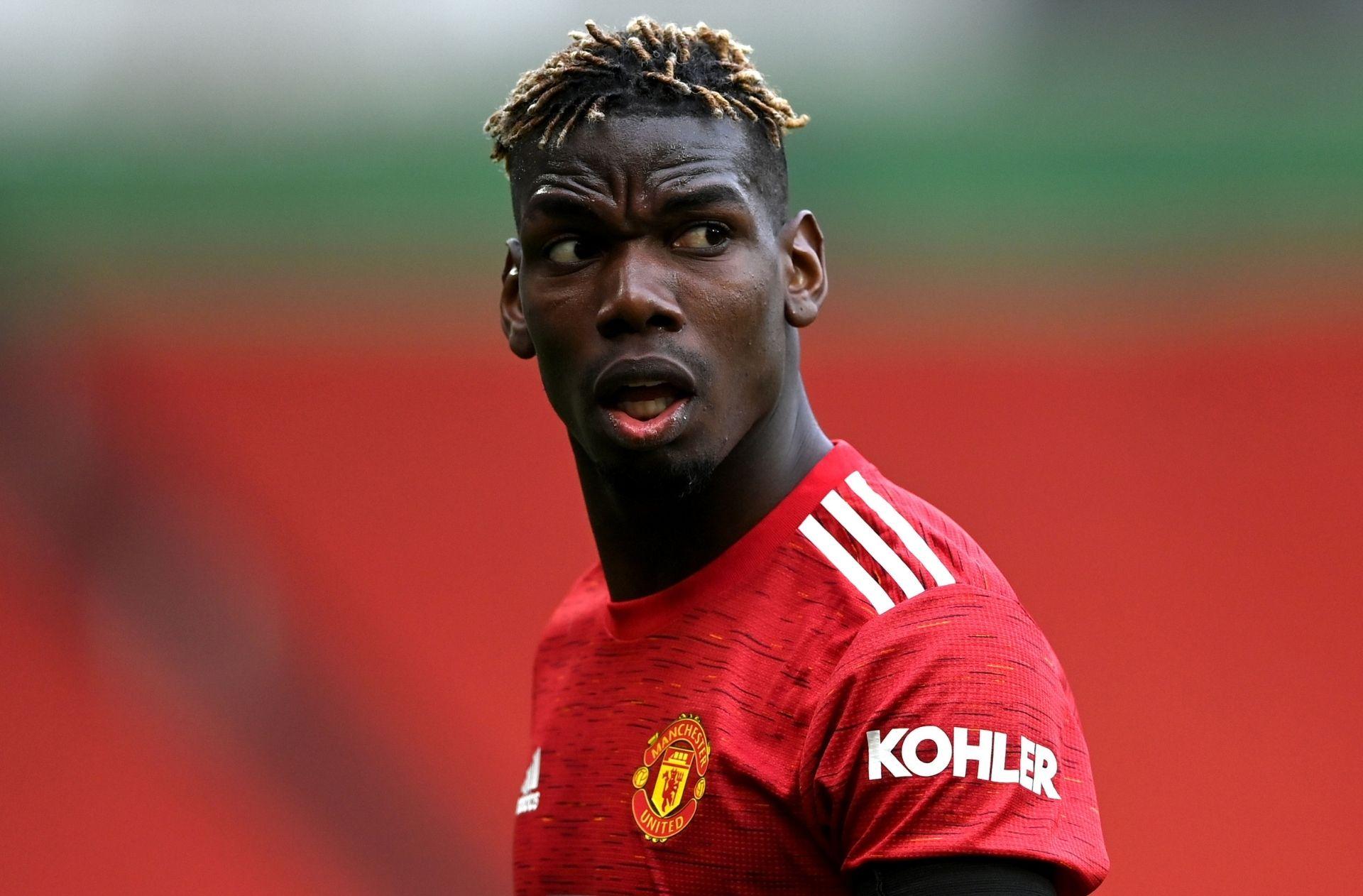 Paul Pogba - Man United