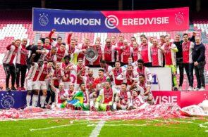 Ajax Eredivisie 202021 champions