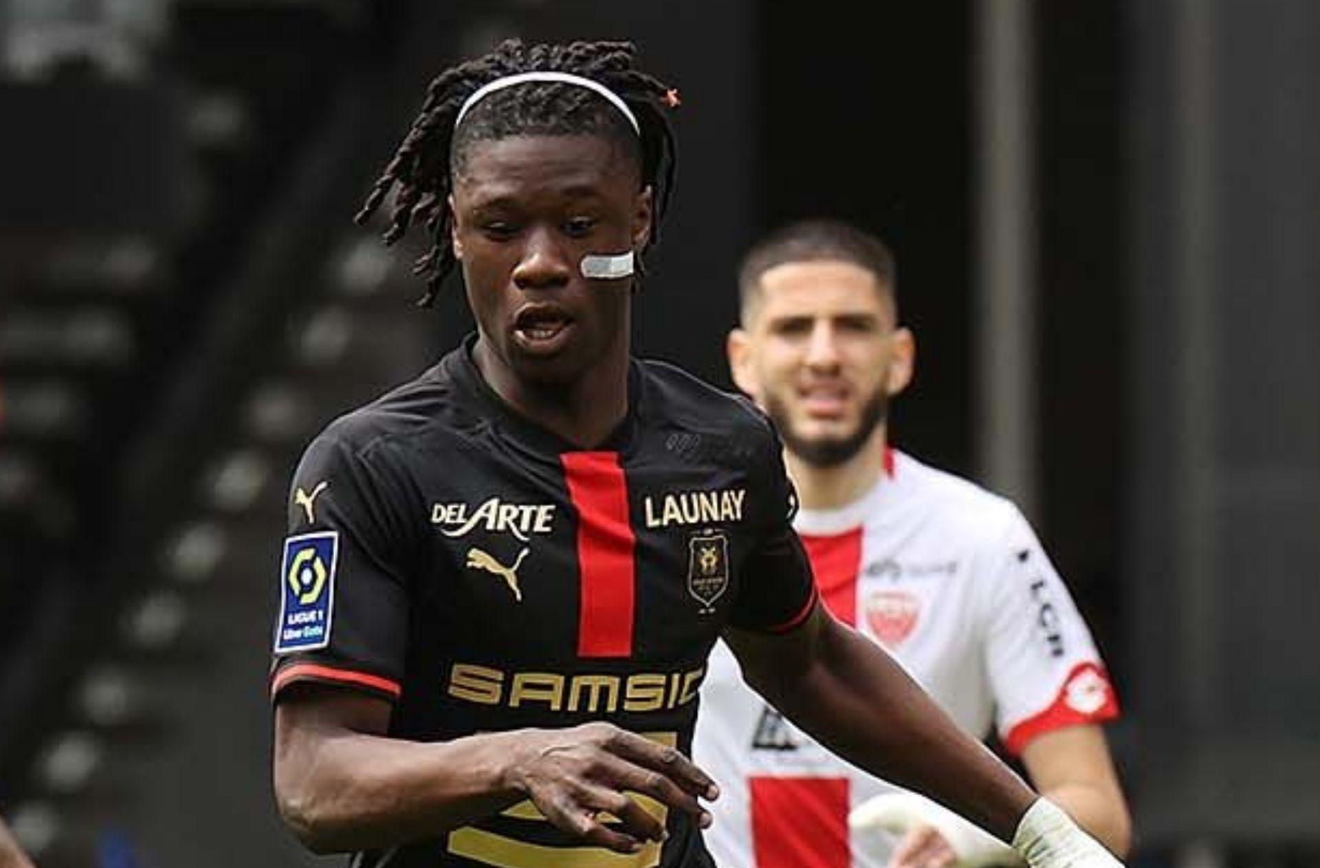 Eduardo Camavinga - Rennes