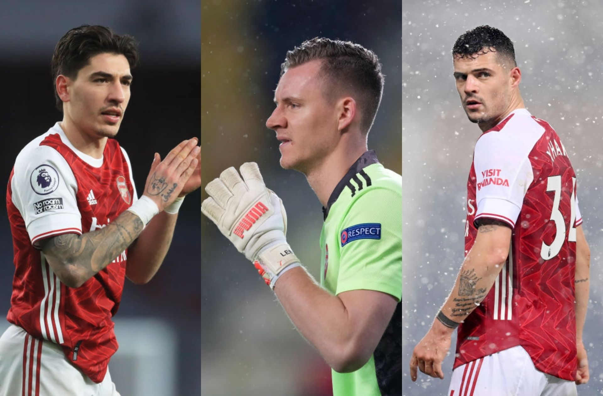 Five players that could leave Arsenal this summerFive players that could leave Arsenal this summer