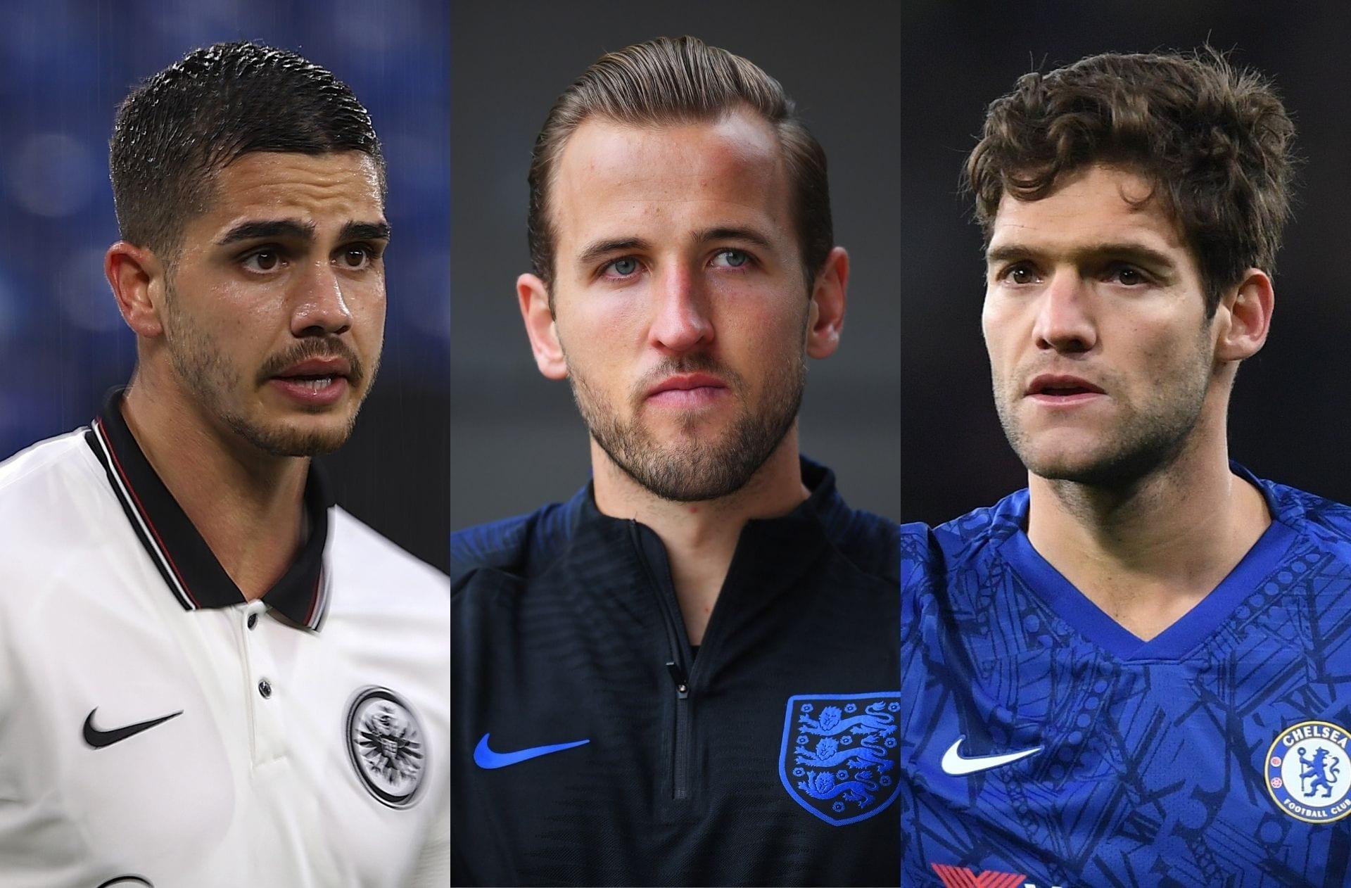 Tuesday's transfer rumors - Tottenham eye 2 swap deals for Kane