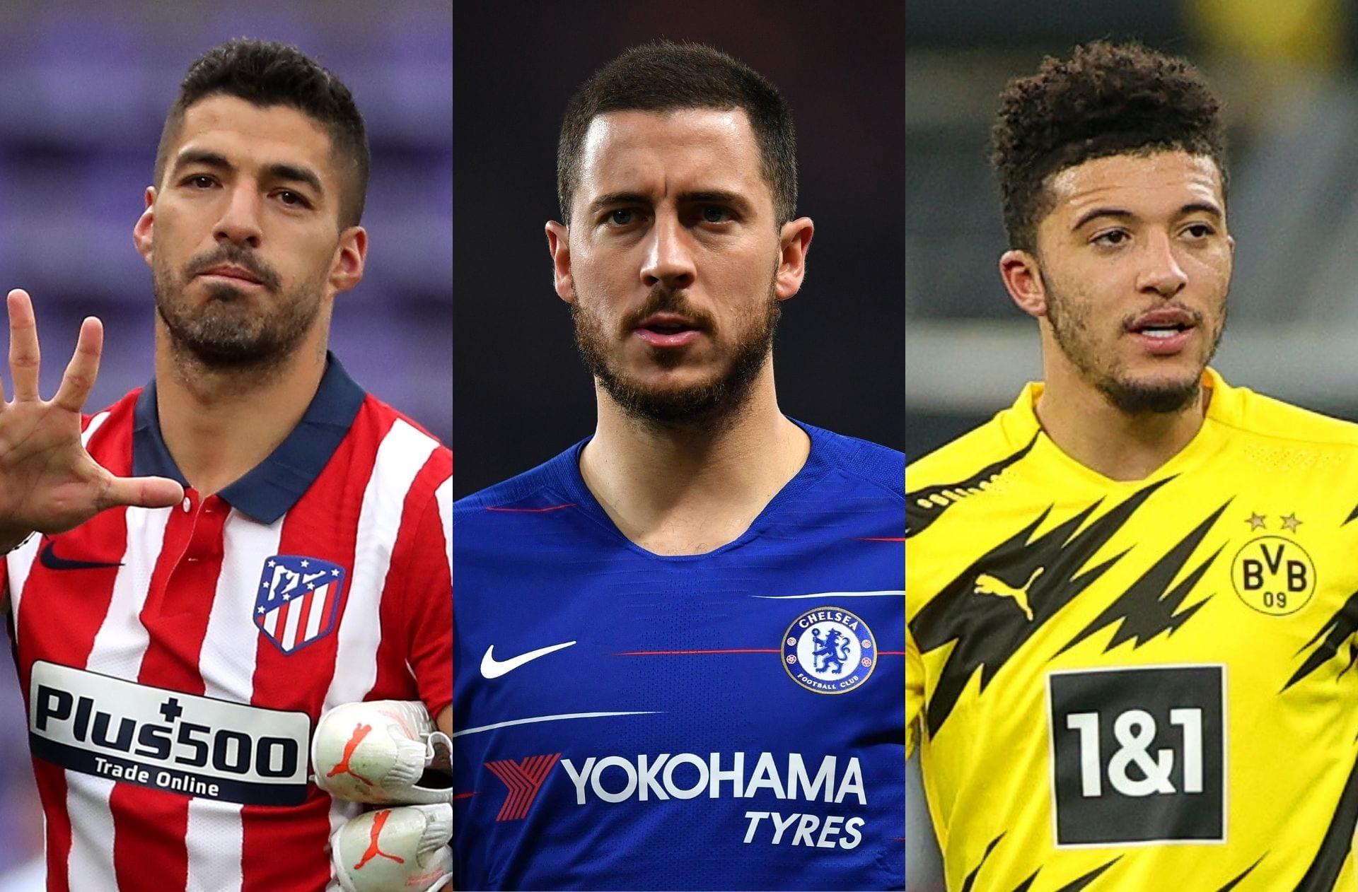 Tuesday's transfer rumors - Hazard to return to Chelsea?