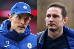 Thomas Tuchel, Frank Lampard, Chelsea