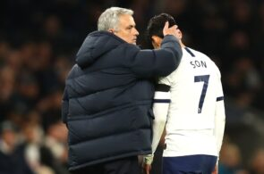 Heung-min Son, Jose Mourinho, Tottenham