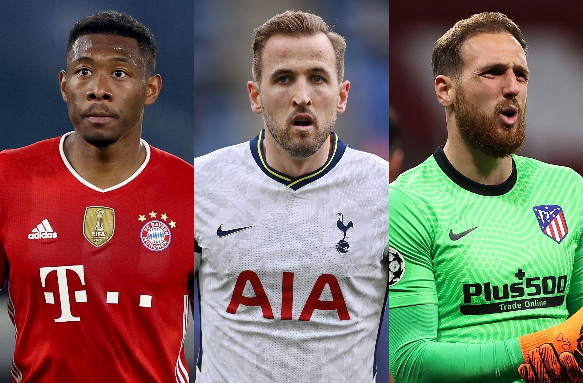 Friday's transfer rumors - Man United's top 4 targets revealed
