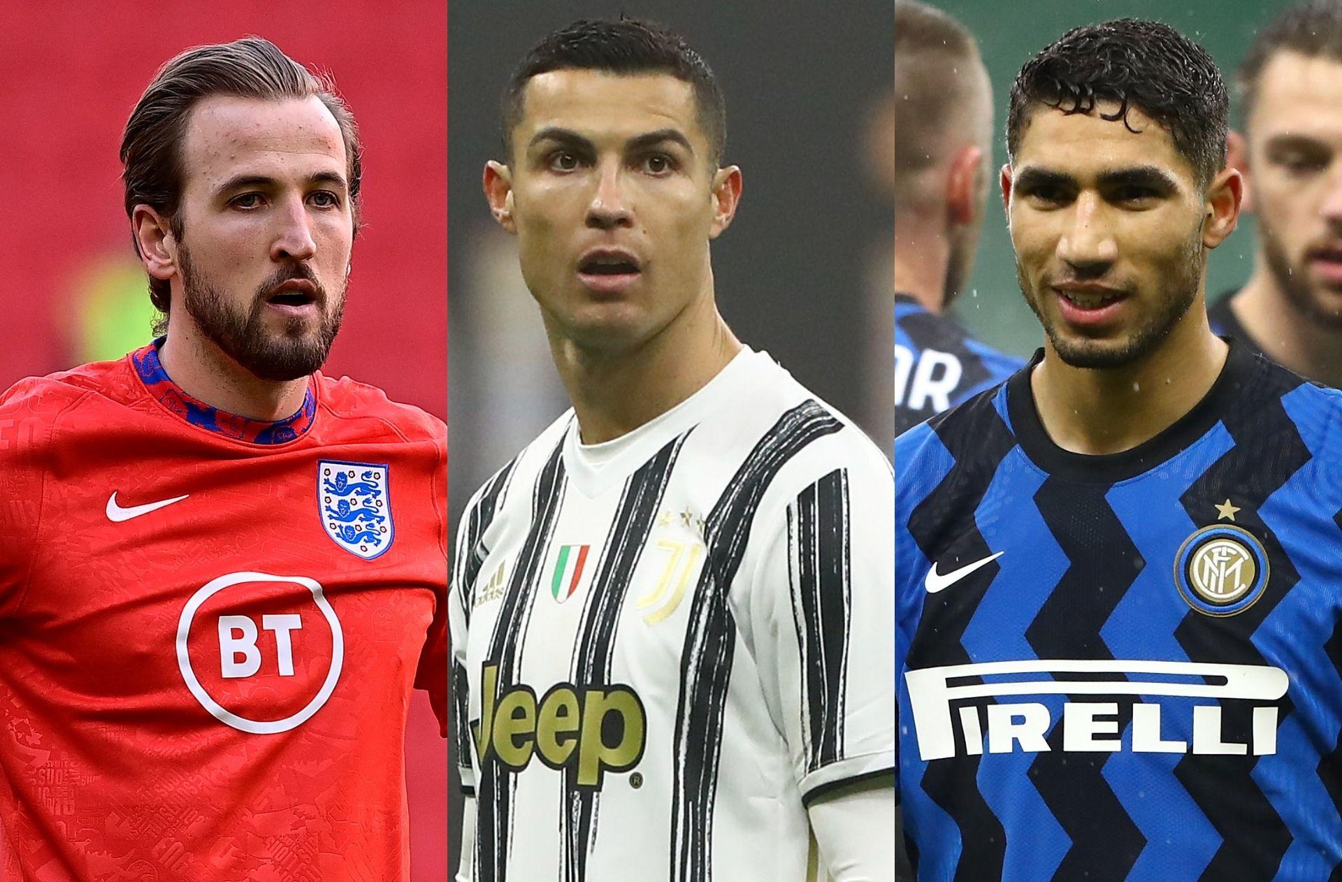 Sunday's transfer rumors - Juventus consider two Ronaldo swap deals
